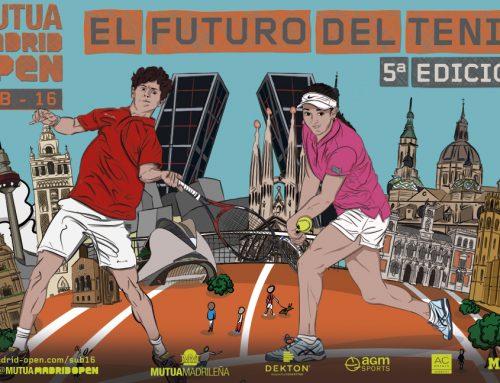 La fase regional del Madrid Open sub 16 se juega en el MCT