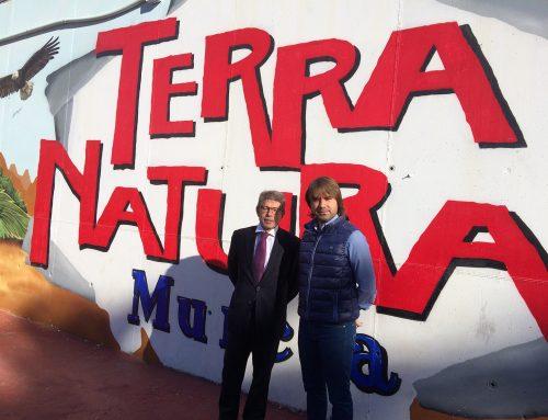 El Murcia Club de Tenis y Terra Natura pondrán en marcha de iniciativas conjuntas que combinen naturaleza y deporte