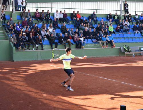 Carlos Alcaraz hace historia tras ganar a Federico Gaio en el ITF Futures Murcia Club de Tenis