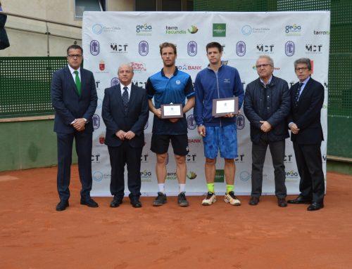 Zekic, campeón del ITF Futures Murcia Club de Tenis