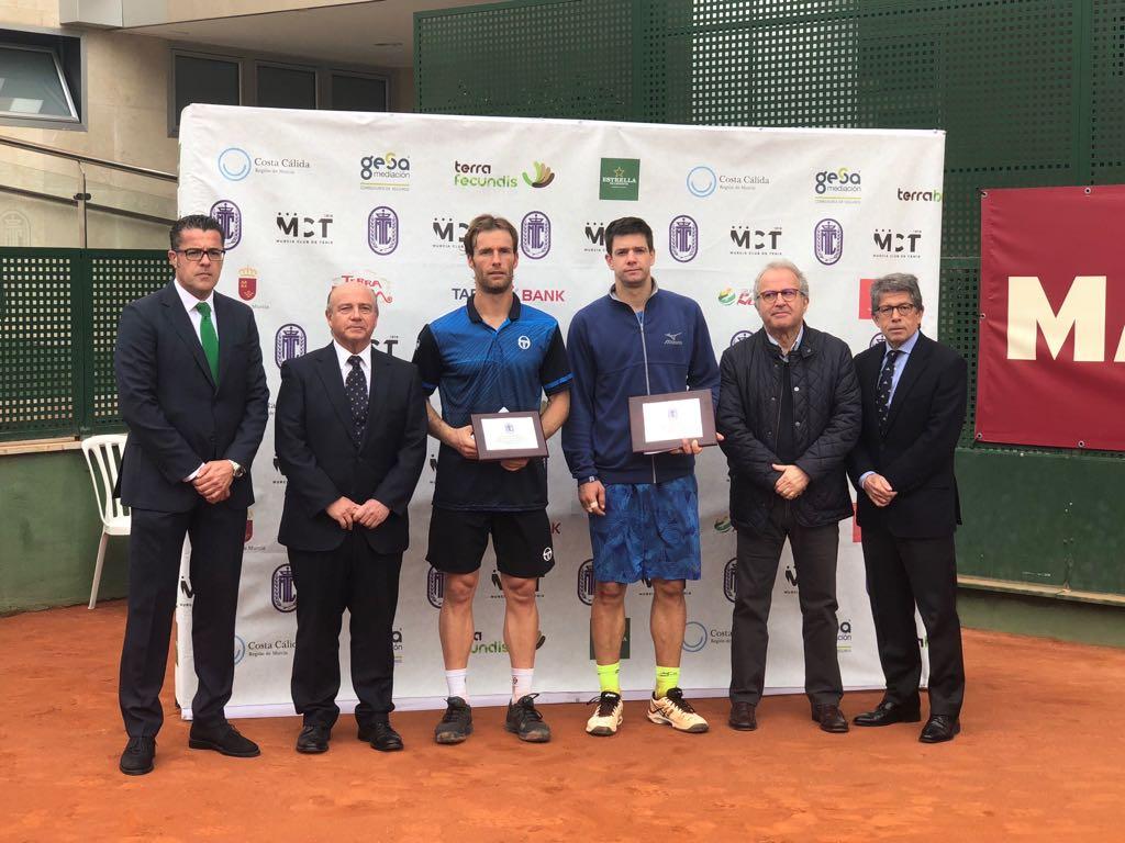 9d4ad311c86 Resumen ITF Futures 2018 en Murcia Club de Tenis 1919 – Murcia Club ...