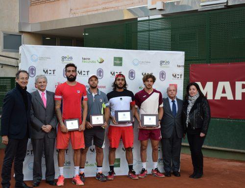 Vilella y Russi consiguen el título de dobles del ITF Futures