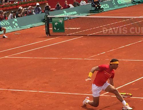 Copa Davis: España vs Alemania. Más allá de la eliminatoria