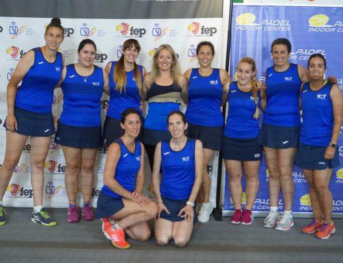 Campeonato de España de Pádel por Equipos 3ª Fase Final