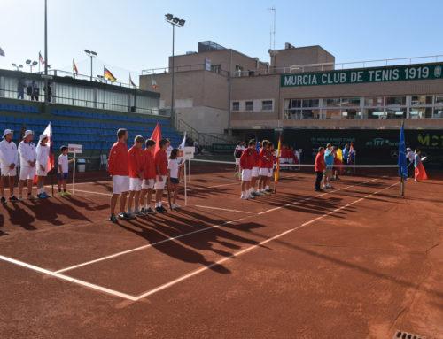 Murcia, capital del tenis infantil masculino europeo