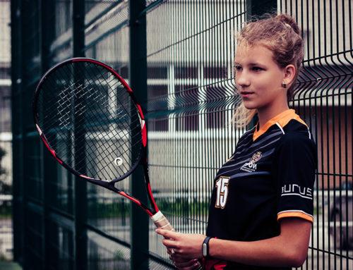 Beneficios del tenis en los niños