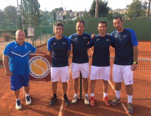 ¡Somos campeones de Europa Senior!