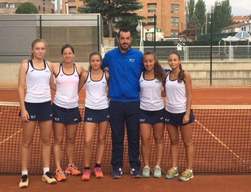 El equipo femenino de MCT1919 campeón de fase en el nacional de 2ª cat. absoluta