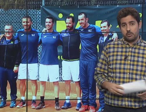Deportes 7RM: El equipo de veteranos del Murcia Club de Tenis, campeón de España