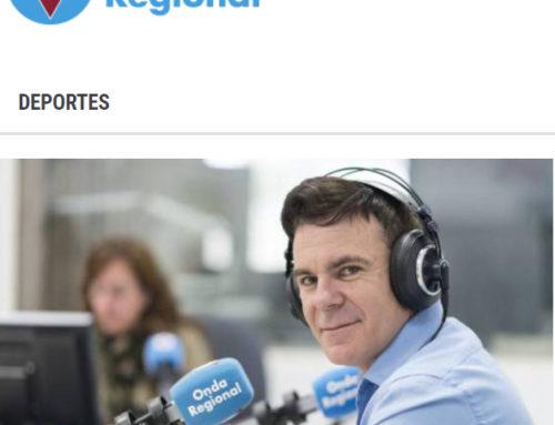 Región Deportiva: Entrevista al equipo senior a raíz del título en el Campeonato de Europa