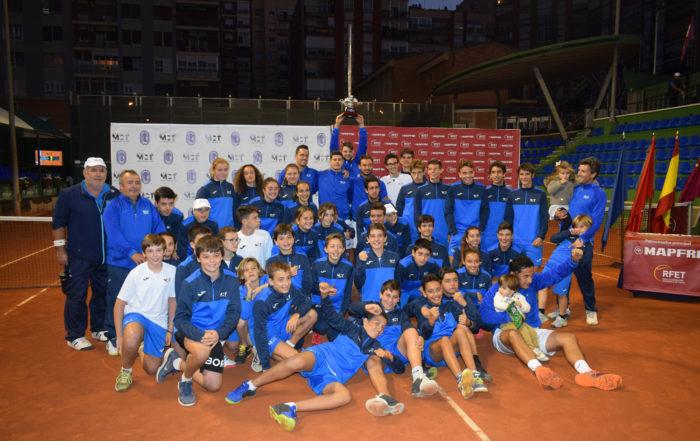110796588ef El Murcia Club de Tenis mira al centenario cerrando un 2018 para el recuerdo