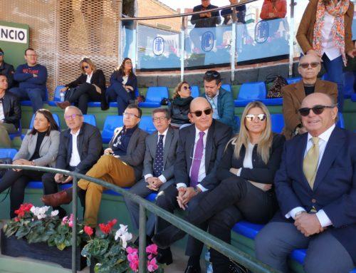 """Miguel Díaz, presidente de la RFET: """"El Murcia Club de Tenis ya es historia del tenis español"""""""