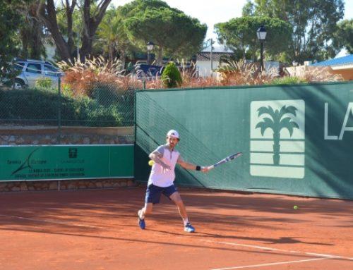 Antonio Alcaraz campeón +35 de ITF veteranos en La Manga