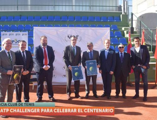 Deportes 7RM: El Murcia Club de Tenis 1919 celebra su centenario con un torneo de la ATP