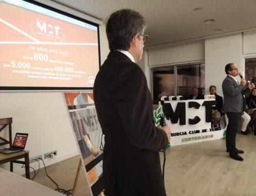 Centenario MCT1919 – Presentación a los socios