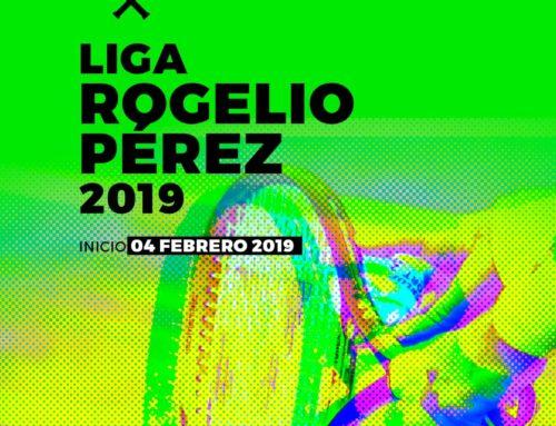 Liga Rogelio Pérez 2019