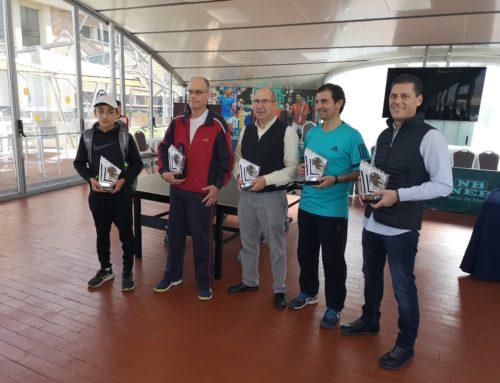 Resultados III Torneo Benéfico de Tenis de Mesa