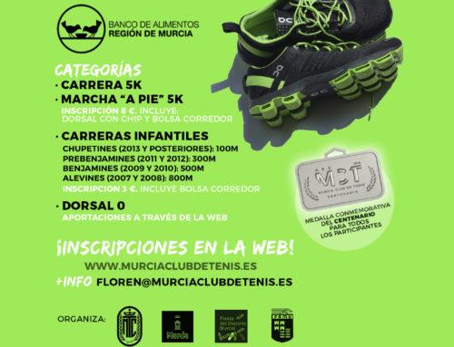 Carrera Solidaria 5K 'Centenario MCT1919' – ¡Inscríbete ya!