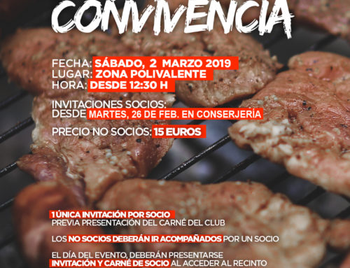IV Jornada de Convivencia Social en MCT- Matanza 2019