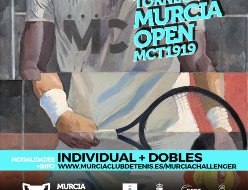 """Felicitación oficial de la ATP al MCT1919 por la organización del I Challenger """"Murcia Open""""."""