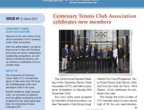 Asociación Mundial de Clubes Centenarios: Historia del MCT1919