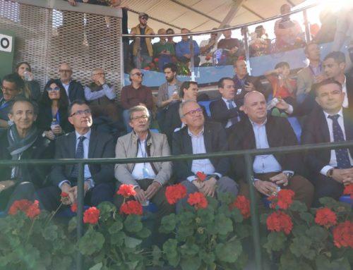 El Murcia Club de Tenis solicitará mantener la celebración del ATP Challenger Murcia Open tras el éxito de la primera edición