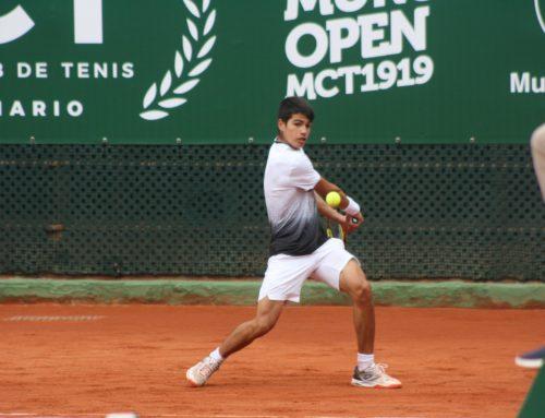 Carlos Alcaraz sigue su progresión y apunta al Murcia Open ATP Challenger en plena forma