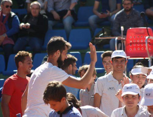 Galería de imágenes – Cuartos de final ATP Challenger Murcia Open