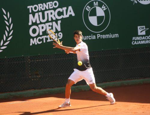 El Real Murcia Club de Tenis acogerá el II ATP Challenger Murcia Open del 26 de septiembre al 3 de octubre