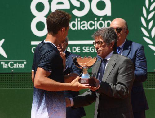 Galería de imágenes – Final del ATP Challenger Murcia Open