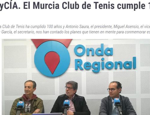 MURyCIA: Entrevista Centenario MCT1919