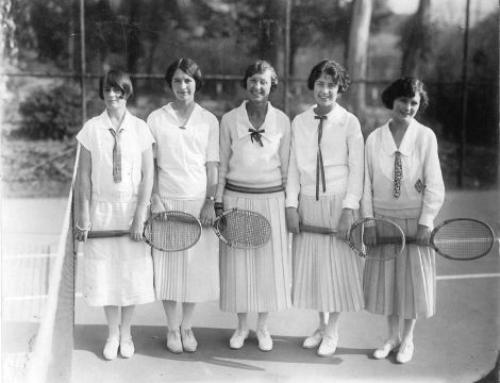 La Evolución de la Moda en el Tenis: de Finales del Siglo XIX a Principios del XX