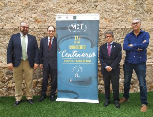 El Concierto Solidario Centenario MCT 1919, a favor de Cirugía Solidaria
