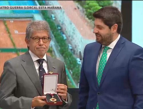 Informativos 7RM: Lorca acoge el Acto Institucional Conmemorativo del Día de la Región