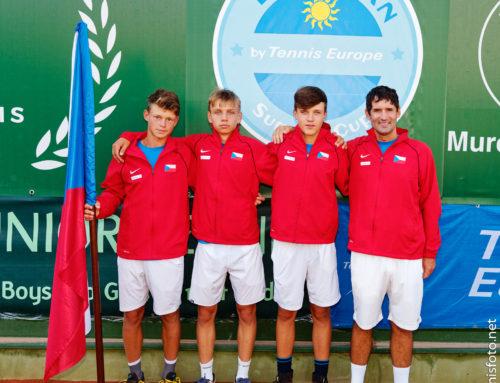 República Checa, Campeona de Europa SUB-14 en la Copa del Sol en el MCT1919