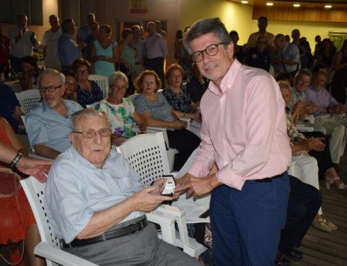 Homenaje a D. Enrique García-Villalba Romero
