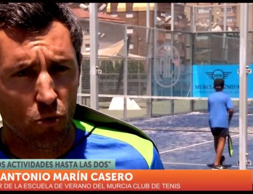 Reportaje 7TV – Escuela de Verano 2019 MCT