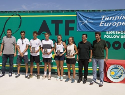 Ariana Geerlings gana el David Ferrer Europe Junior