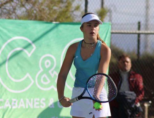 Ariana Geerlings, campeona regional absoluta en Yecla