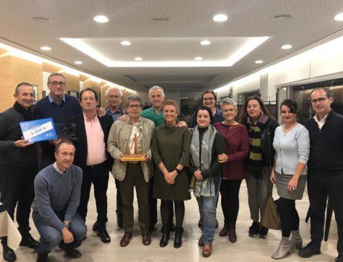 Entrega de la recaudación del Concierto Benéfico del Centenario a Cirugía Solidaria.