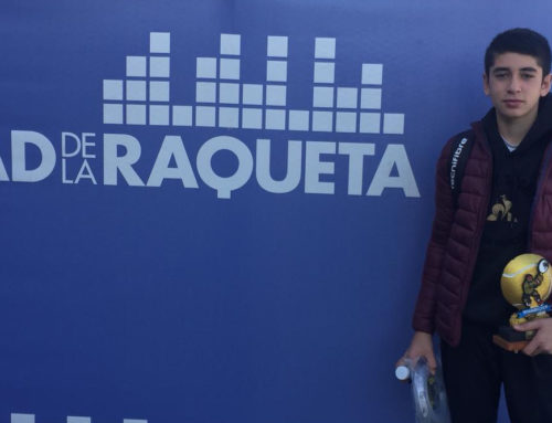Pablo Martínez, campeón de la primera prueba del Circuito Warriors Tour