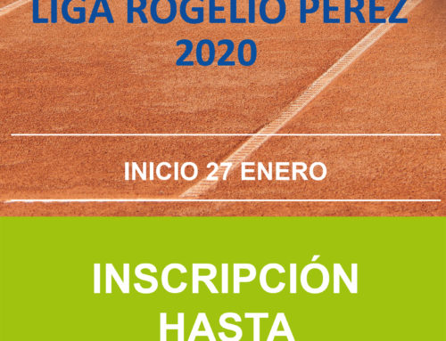 Liga Rogelio Pérez 2020