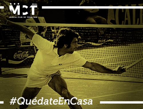 8 partidos históricos de tenis | #QuédateEnCasa