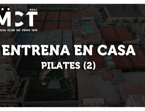 Entrena en Casa — Pilates (2)