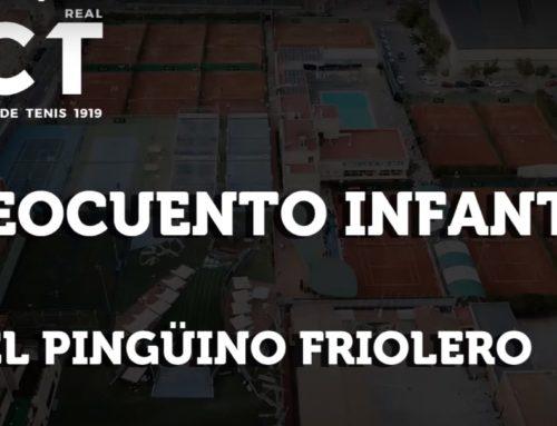 Videocuento infantil: El pingüino friolero | #QuédateEnCasa