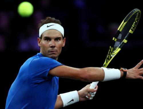 Rafa Nadal recrea su jugador perfecto