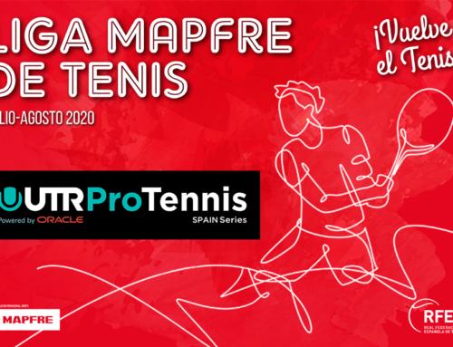 La nueva normalidad en el tenis llega con la Liga MAPFRE