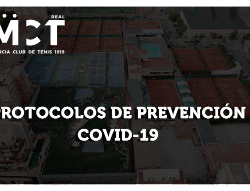 Protocolos de Prevención COVID-19 — RMCT1919