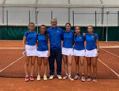 El Real Murcia Club de Tenis, sede del Campeonato de España Absoluto por Equipos Femenino, en noviembre