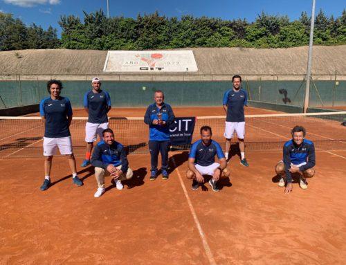 Los veteranos + 35 del MCT se disputarán el Campeonato de España frente al Club Internacional de Madrid